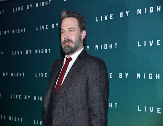 What Ben Affleck calls 'such a pain in the a--'