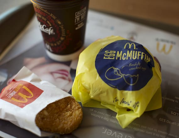 McDonald's can't keep up with one menu item