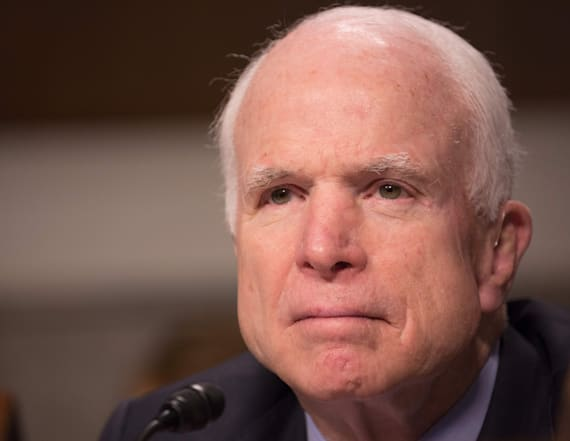 McCain calls Nunes' actions 'very disturbing'