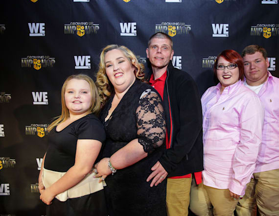 Mama June's kid makes cheeky admission about her