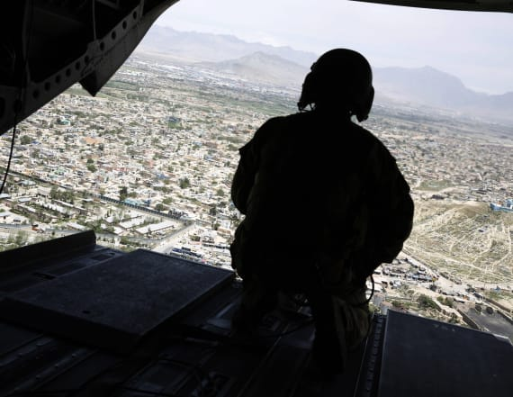Two US service members killed during ISIS operation