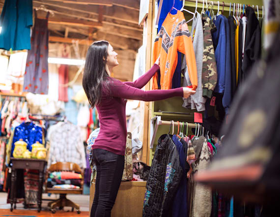 4 items you should always buy at thrift stores