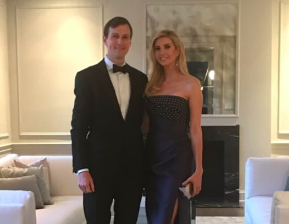 Ivanka hits Governor's Ball, Monster Jam in same day