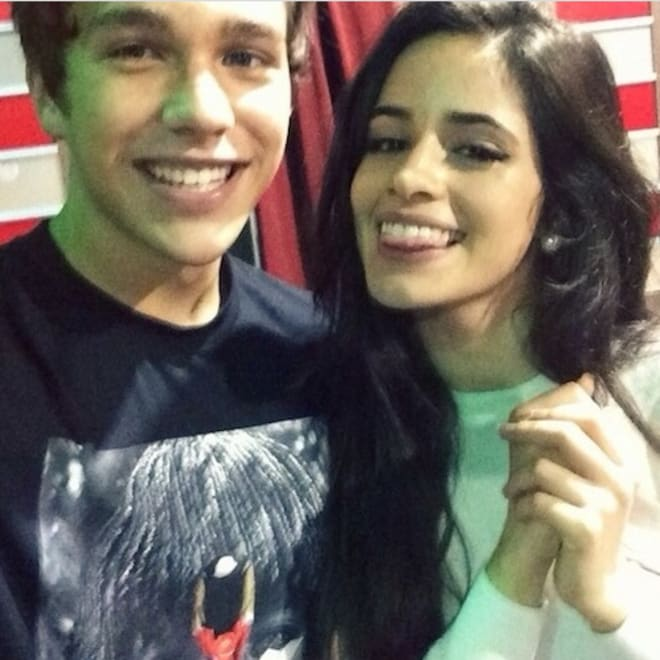 Who dating who austin mahone