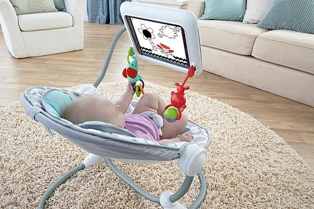 Fisher Price Baby Chair Baby stuff: iPad chair for newborns faces backlash