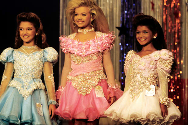 Essays on banning child beauty pageants