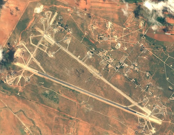 Russia: US Syrian airstrikes were 'threat' to forces