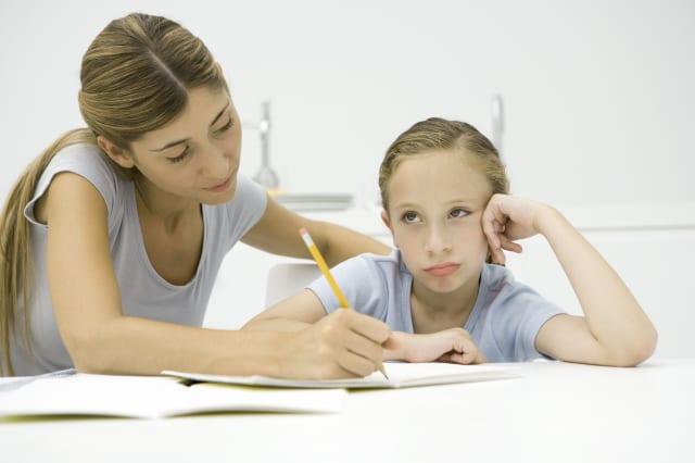Do parents do their childs homework