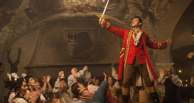 New 'Beauty and the Beast' Clip Features Luke Evans and Josh Gad Singing 'Gaston'