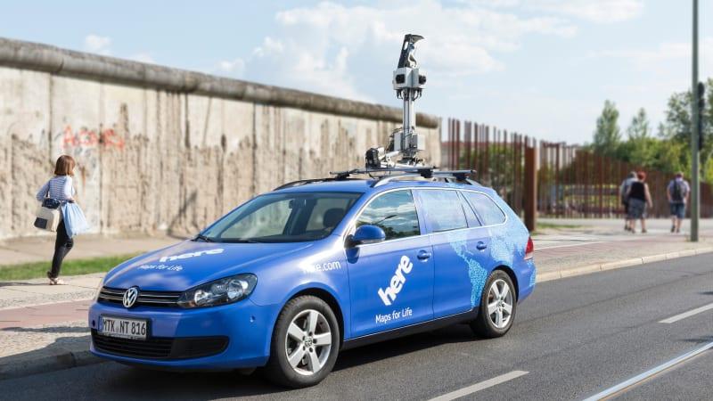 Daimler, BMW, Audi consortium nabs Nokia maps for $2.72B
