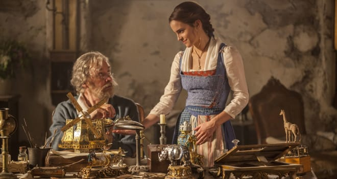 'Beauty and the Beast' Star Emma Watson Explains Belle's New Feminist Backstory