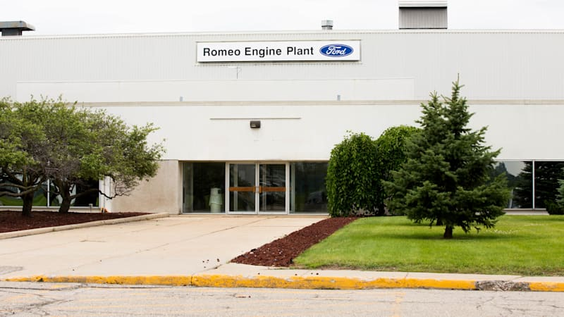 Bomb threat closes Ford Romeo Engine Plant [UPDATE]