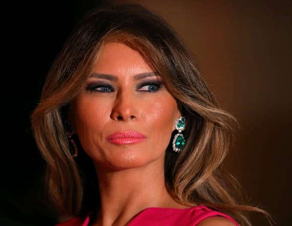 Melania look-alike makes $3K per event