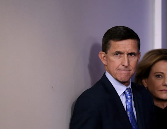 Pentagon probes Flynn over foreign payments