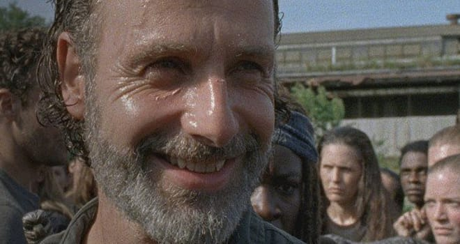 'The Walking Dead' Season 7 Returns With Smile-Worthy Ratings