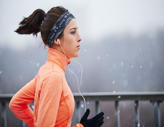 Cold weather workout gear to keep you motivated