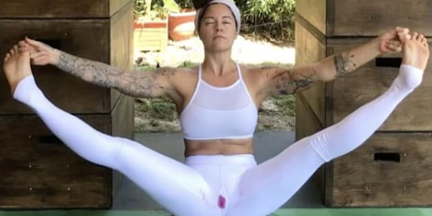 Cette Prof De Yoga A Un Puissant Message Sur Les R 232 Gles 224