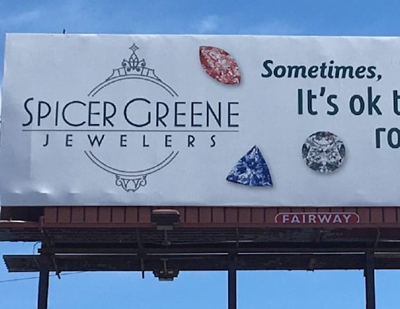 Chelsea Clinton reacts to jeweler's controversial ad