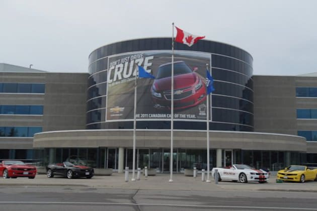 GM Canada Oshawa   Flickr   Stradablog Canadian government investigating whether GM Canada delayed recalls on purpose by Authcom, Nova Scotia\s Internet and Computing Solutions Provider in Kentville, Annapolis Valley