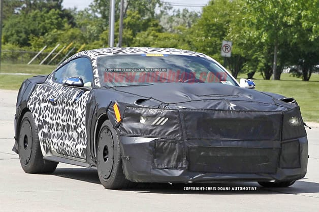 ford mustang svt spy shot lead 2016 Ford Mustang SVT hides big power under its domed hood by Authcom, Nova Scotia\s Internet and Computing Solutions Provider in Kentville, Annapolis Valley