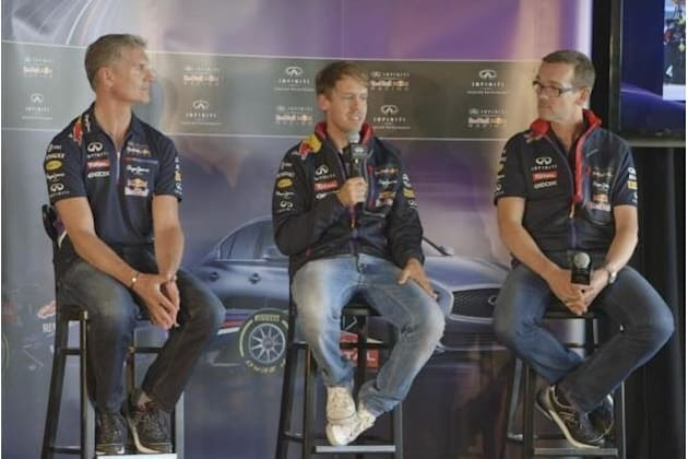 %name We talk 2014 F1 Montreal Grand Prix with Sebastian Vettel, David Coulthard and Andreas Sigl by Authcom, Nova Scotia\s Internet and Computing Solutions Provider in Kentville, Annapolis Valley
