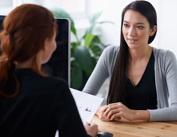 5 words you should never use in a job interview
