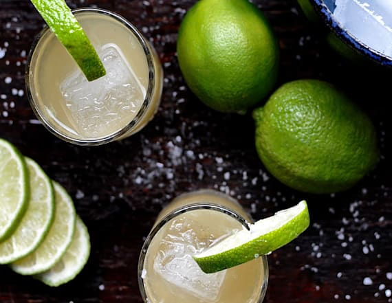 10 recipes to celebrate National Margarita Day