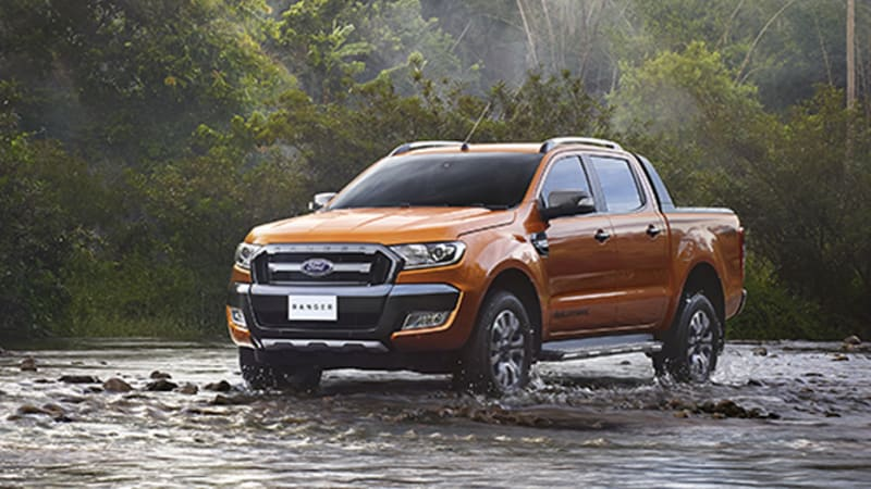 Ford could use Raptor name on Ranger in Australia