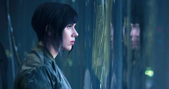 Scarlett Johansson Addresses 'Ghost in the Shell' Whitewashing Backlash