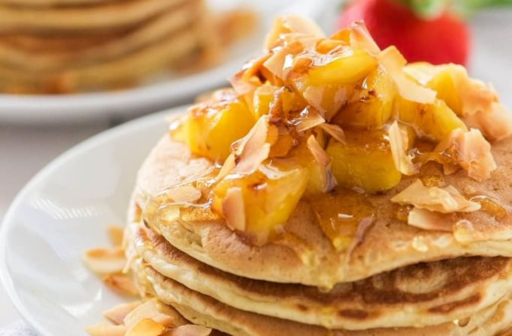 Brunch Crunch You Are Going To Flip Over These Pancakes