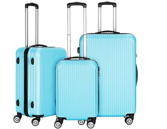 Amazing luggage sets that are all under $200