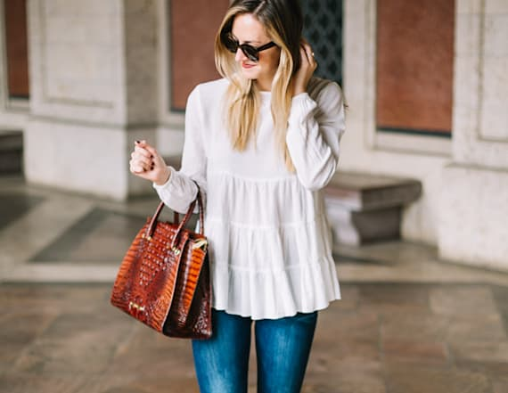 Your wardrobe is not complete without this blouse