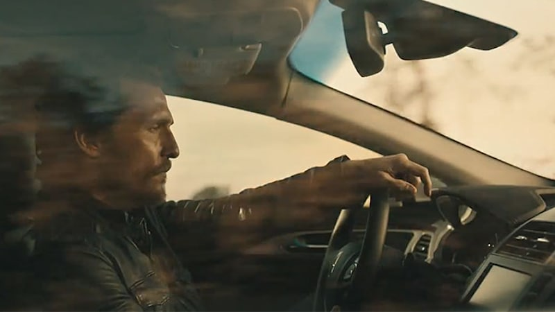 matthew mcconaughey lincoln pitches drive on with new mkz ads autoblog. Black Bedroom Furniture Sets. Home Design Ideas