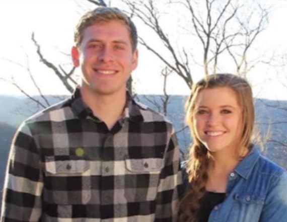 Peek at Joy-Anna Duggar's leaked wedding registry