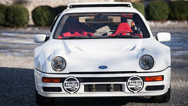 Unicorns like this Ford RS200 do exist, at least on eBay