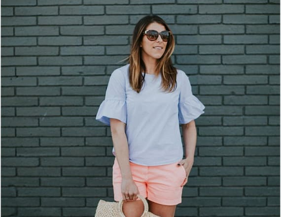 Street style tip of the day: Spring brights