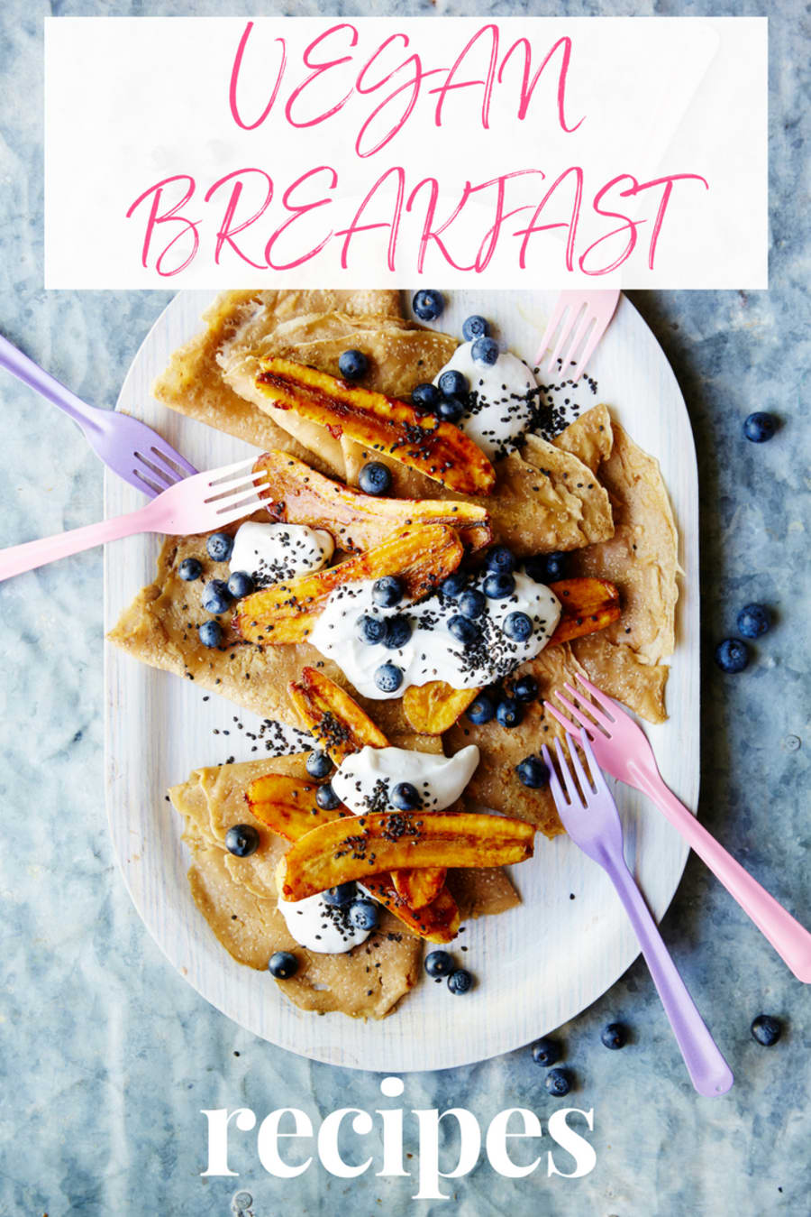 These Vegan Breakfast Ideas make you love to wake up. Our vegan breakfast recipes for a healthy breakfast ensure that you can not wait to get up in the morning.