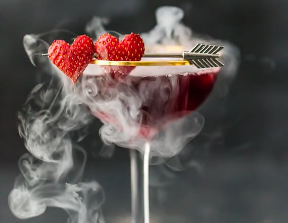 Cocktail of the week: Love potion martini