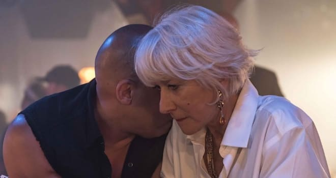 Helen Mirren Is Playing Jason Statham's Mom in 'Fate of the Furious': Report