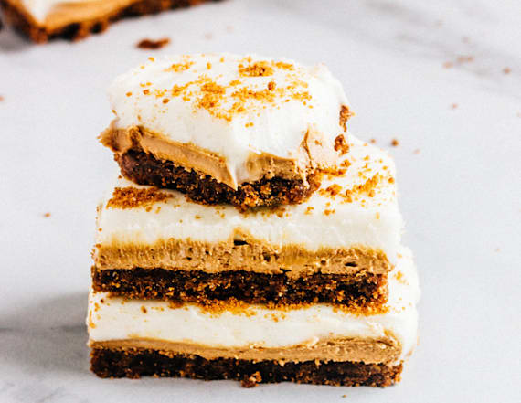 Cookie butter bars are the dessert twist you need