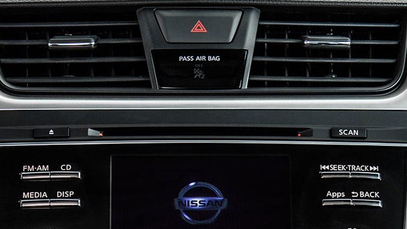 Nissan recalls 3.5 million vehicles over airbag sensor