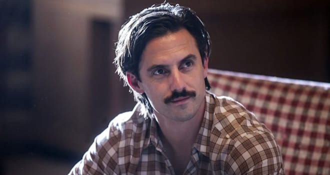 'This Is Us' Isn't Just Killing Off Milo Ventimiglia, But Taking His Facial Hair, Too