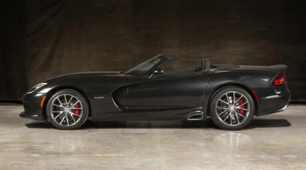 Prefix Performance Dodge Viper Medusa convertible