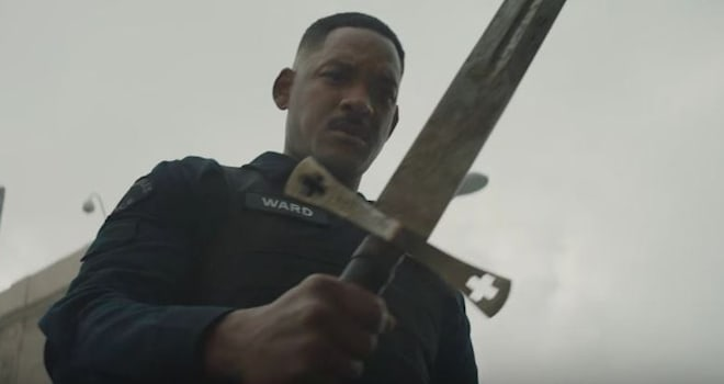 Watch Will Smith Police a Strange New World in 'Bright' Teaser