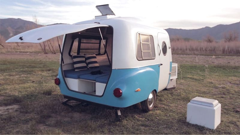 Happier Camper For Sale >> Pull this trailer with a small car and be a Happier Camper - Autoblog