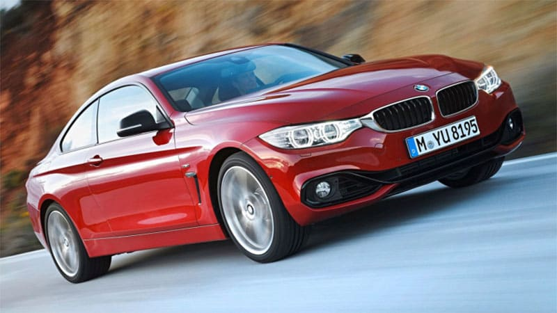 BMW reclaims US luxury sales crown from Mercedes