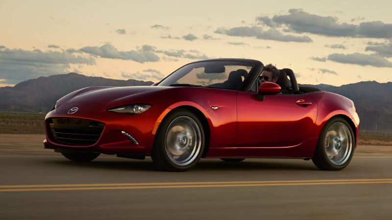 Next-gen Mazda MX-5 could use carbon fiber to cut weight ...