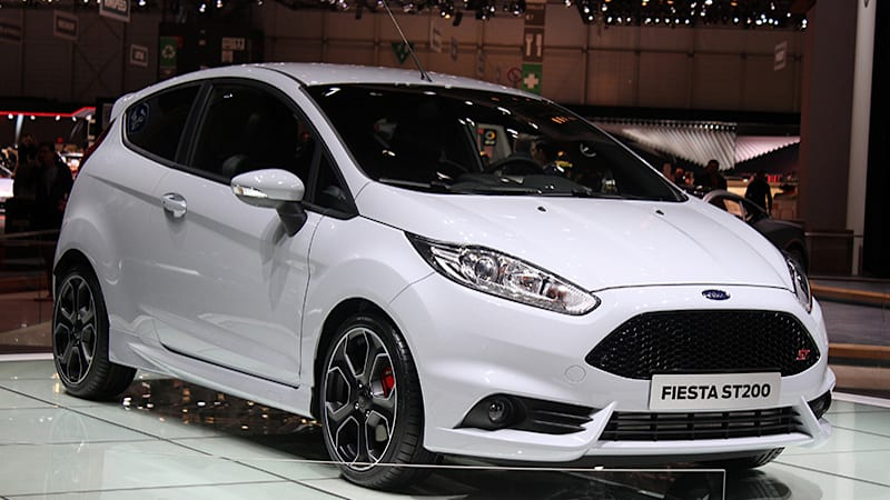 Ford Fiesta ST200 spools up our jealousy again