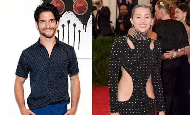 Tyler Posey Dishes on His Past Relationship With Miley