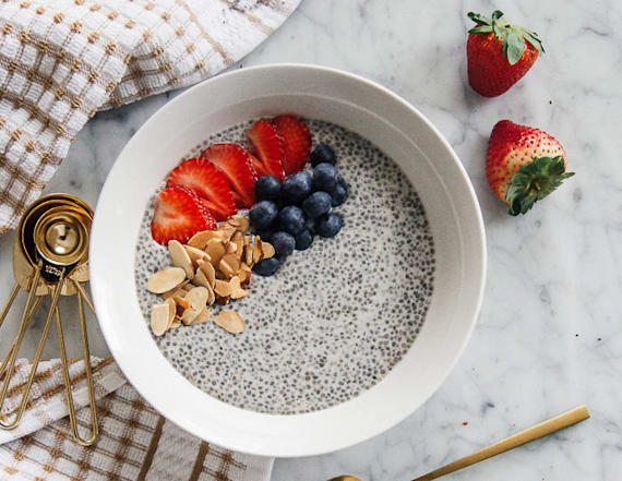 Why you should add chia seeds into your diet